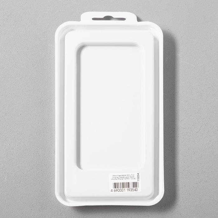 Чехол Activ Full Original Design, для Apple iPhone 12/12 Pro, силиконовый, оливковый - фото 5