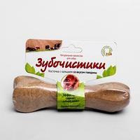 Зубочистики 'Деревенские лакомства' для собак средних пород, со вкусом говядины, 95 г