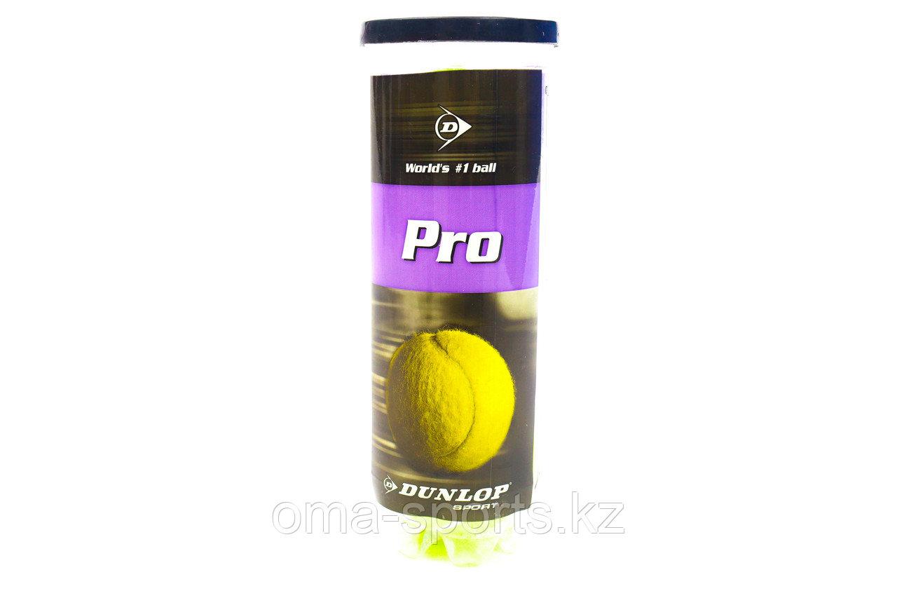 Мяч большой теннис Dunlop