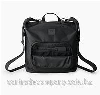 Сумка-рюкзак для мамы Happy Baby Black, фото 3