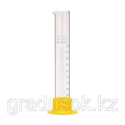 Цилиндр для ареометра со шкалой 1000 мл (пластик), фото 2