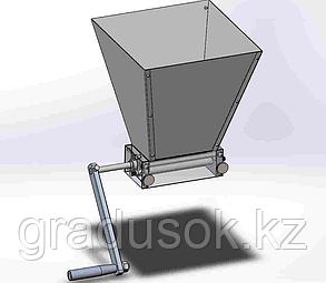 Мельница для солода двухвалковая, фото 2