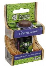 Эфирное масло «Бергамот»