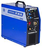 Полуавтомат инверторный Aurora-Pro OVERMAN 160 Mosfet 40-160 А, MIG-MAG (OVER 160)