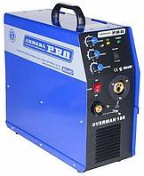 Полуавтомат инверторный Aurora-Pro OVERMAN 180, Mosfet 40-175 A, MIG-MAG (OVER 180)