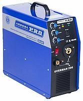 Полуавтомат инверторный Aurora-Pro OVERMAN 200 Mosfet 40-200 А, MIG-MAG (OVER 200)
