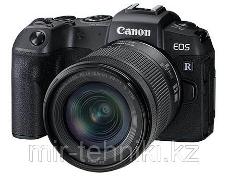 Фотоаппарат Canon EOS RP kit RF 24-105mm f/4-7.1 STM + Mount Adapter  EF-EOS R