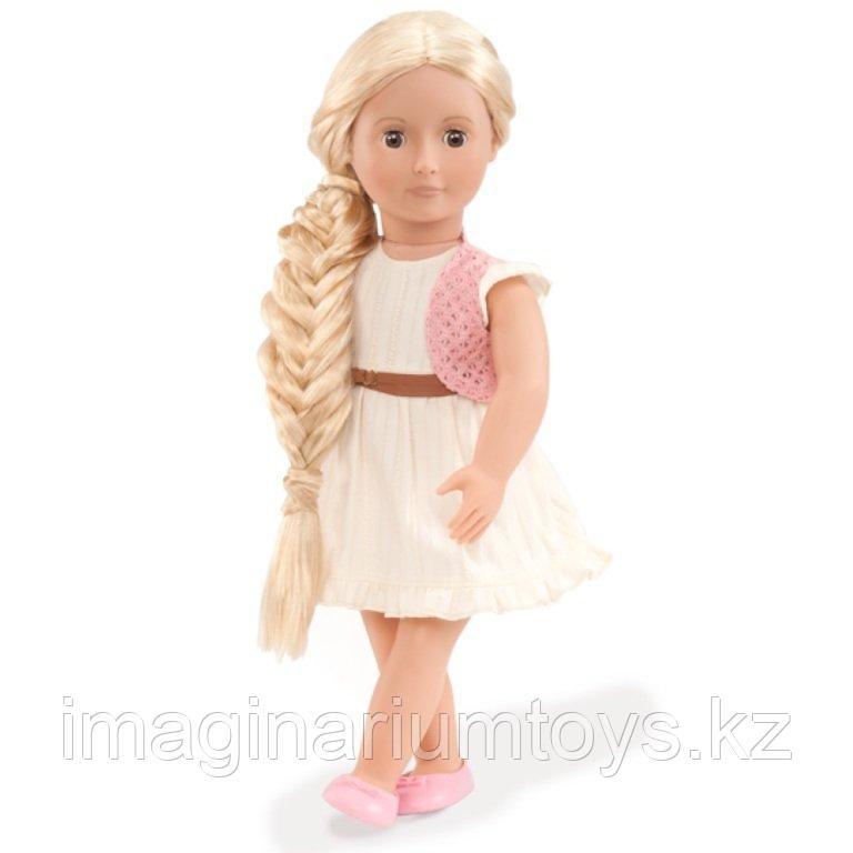 Кукла Our Generation Фиби с растущими волосами и аксессуарами 46 см