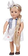 Кукла Our Generation Фиби с длинными волосами 46 см
