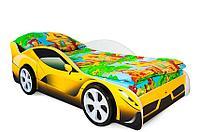 Детская кровать-машина Бельмарко «Феррари»
