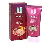 Ekel BB Pearl cream spf50+ pa+++ 50ml /ВВ крем с жемчужным экстрактом