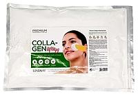 Lindsay Collagen Premium Modeling Mask - Маска для лица альгинатная увлажняющая с коллагеном