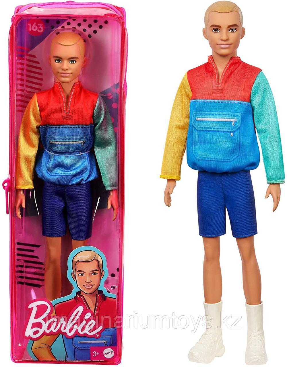 Кукла Кен блондин #163 Barbie