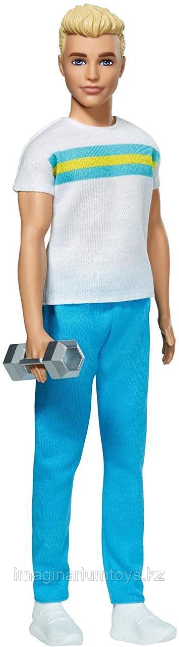 Кукла Кен блондин спортсмен Barbie