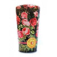 Chelton чай черный Ваза с розами, 100 гр