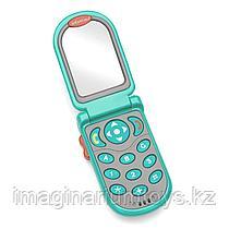 Развивающая детская игрушка сотовый телефон Infantino