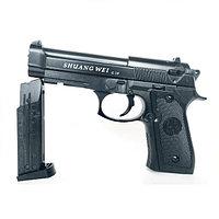 Игрушечный железный пистолет (Beretta C.18)