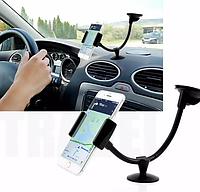 Автомобильный держатель для смартфона на приборную панель автомобиля, XQD-L7