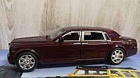 Металлическая машинка Rolls-Royce