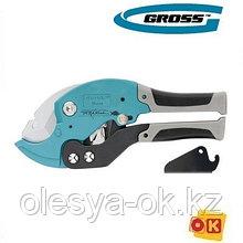 Ножницы для резки труб ПВХ, D до 36 мм. GROSS 78420