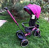 Велосипед детский трехколесный складной, фото 3