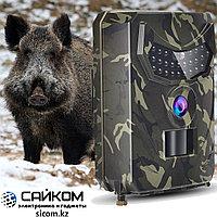 Фотоловушка - Лесная камера PR-100, 12 MP 1080p, Батарейки типа АА