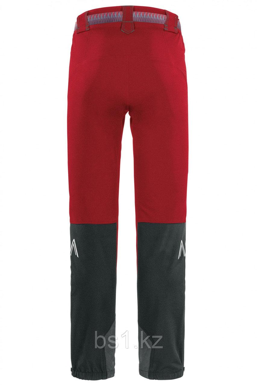 Штаны спортивные для трекинга и альпинизма  ELGON PANTS UNISEX DARK RED
