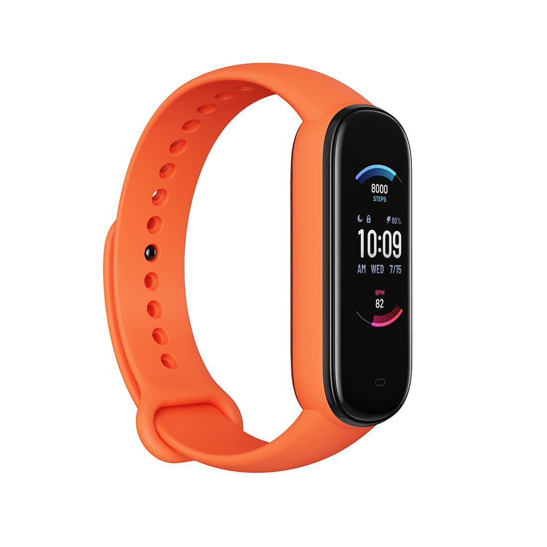 Смарт часы Amazfit Band 5 Оранжевый 36027