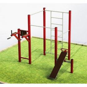 Спортивный комплекс для улицы для взрослых  4036