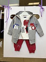 Турецкая тройка Baby sport Размер 68 - 6м