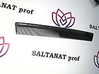 Расческа для стрижки волос антистатическая Сarbon