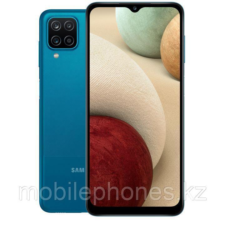 Смартфон Samsung Galaxy A12 64Gb Синий