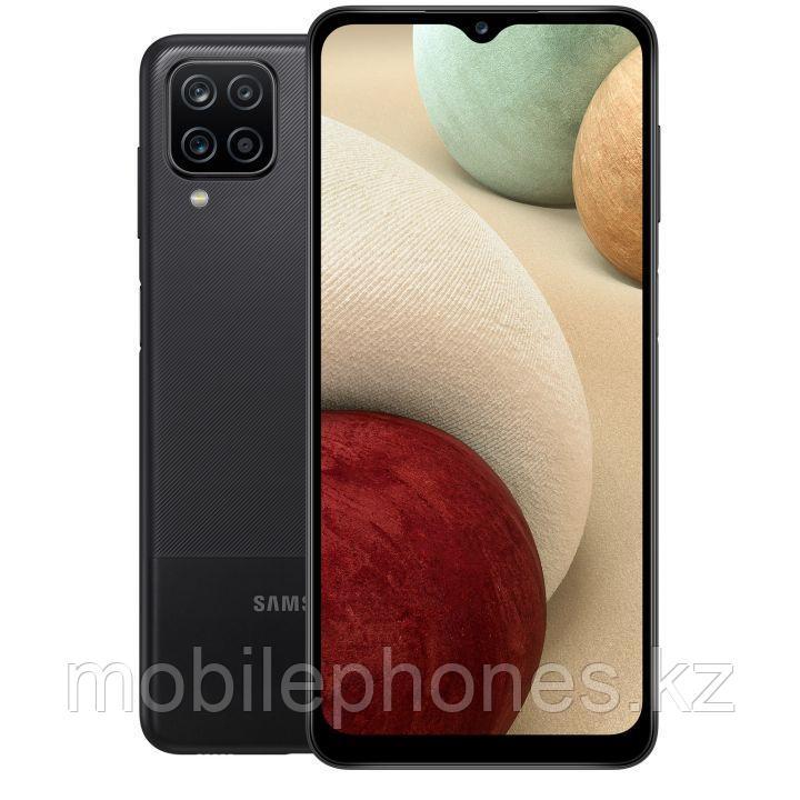 Смартфон Samsung Galaxy A12 32Gb Черный