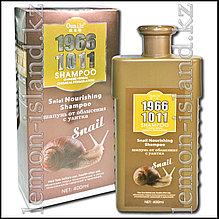 """Шампунь """"101"""" от Oumile против выпадения волос с муцином улитки."""