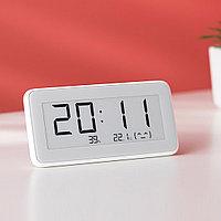 Xiaomi Mijia Temperature And Humidity Electronic Watch, E-ink часы с датчиком температуры и влажности