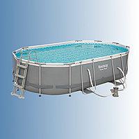 Каркасный бассейн Bestway 488 х 305 х 107 см