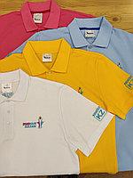 Футболка-поло пошив, на заказ, с логотипом, брендирование