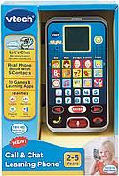 Развивающая интерактивная детская игрушка Телефон Vtech, фото 1