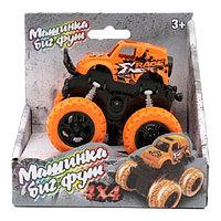 Инерционная машинка Funky Toys 4*4 60004 Orange