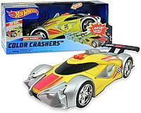 Машинка Hot Wheels меняющая свет Color Crashers Mach Speeder 22 см, фото 1