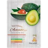 Маска тканевая с Авокадо Avocado MaskTotal Solution 25g KOREA