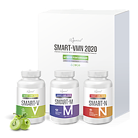 SMART-VMN 2020 набор витаминов, минералов, нутрицевтиков 3 х 90 капс