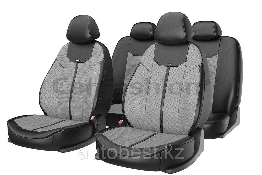 Авточехлы на сиденья Mustang