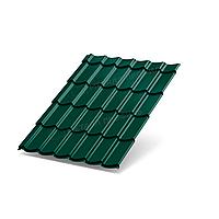 Металл Профиль Металлочерепица МП Ламонтерра X (ПЭ-01-6005-0.4)