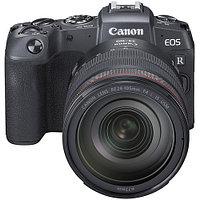 Фотоаппарат Canon EOS RP kit RF 24-105mm f/4L IS USM +  Adapter Viltrox EF- R 2, фото 1