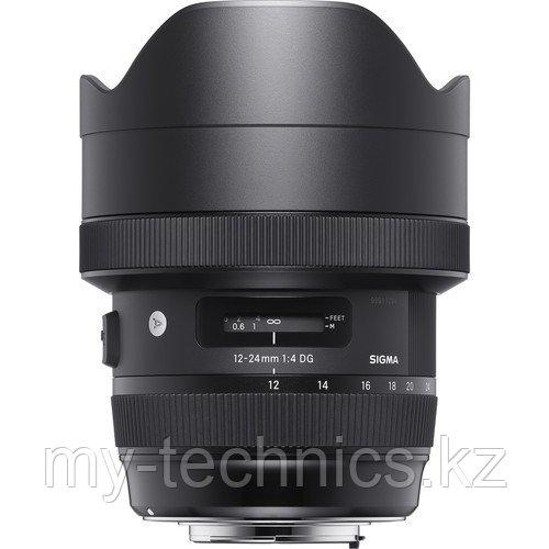 Объектив Sigma 12-24mm f/4 DG HSM Art для Nikon