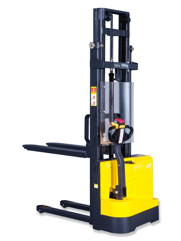 Штабелер электрический самоходный TOR IWS15S-3300 1,5 т 3,3 м (сопровождаемый)