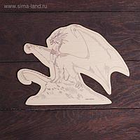 Доска для выжигания «Дракон»