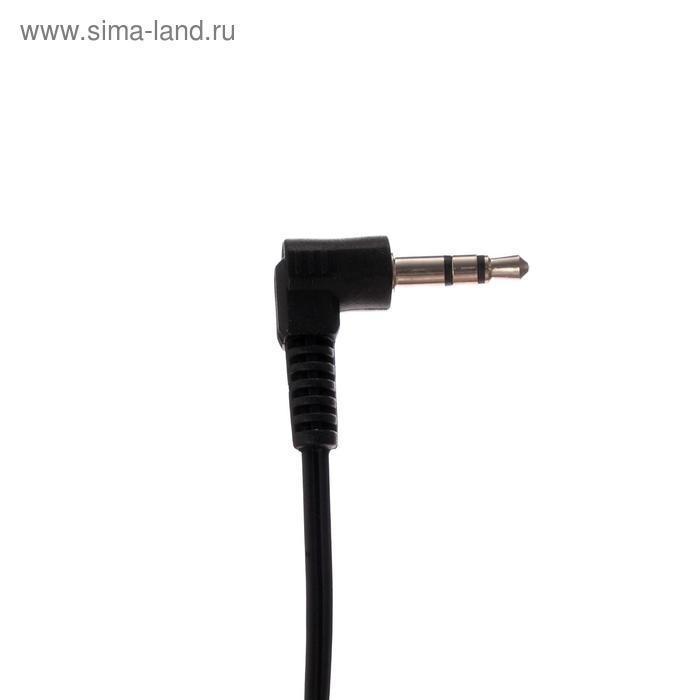 Диктофон Ritmix RR-989, 8 Гб, microSD, MP3/WAV, дисплей с подсветкой, чёрный - фото 7