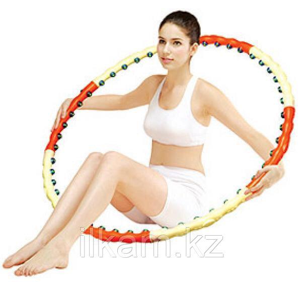 Обруч массажный для похудения